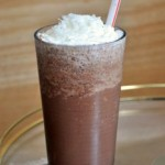 Mocha Coconut Ice Blended