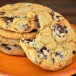 Cornmeal Chocolate Chip Cookies