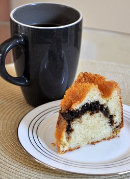 Coffee Swirl Coffee Cake