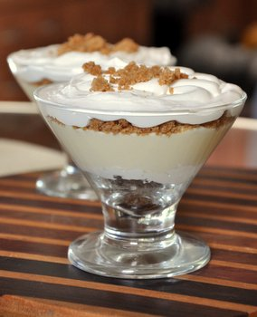 Key Lime Pie Parfaits