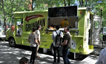 Grumman 78 Truck