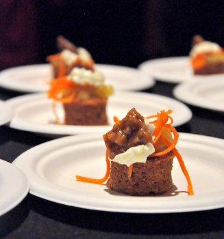 Omnivorous dessert