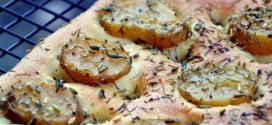 Potato and Herb Focaccia