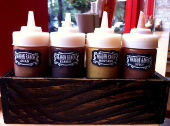 Dragon Ranch Sauces