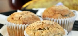 Banana Maple Muffins