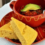 Sweet Olive Oil Cornbread