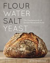 Flour Salt Water Yeast