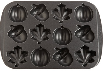 Wilton Autumn Mini Cake Pan