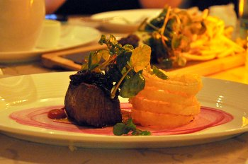 Fillet from Gordon Ramsay at the London