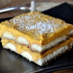 Easy Pumpkin Tiramisu