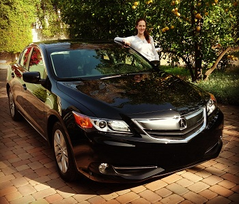 Nicole and Acura ILC