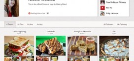 Baking Bites is now on Pinterest!