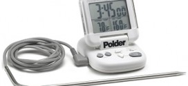 Polder Original All-In-One Timer/Thermometer, reviewed