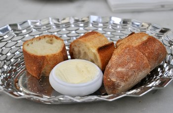 Bread Basket at Bistro Jeanty