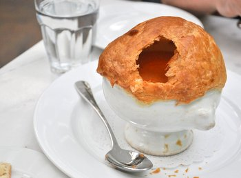 Bistro Jeanty Soup