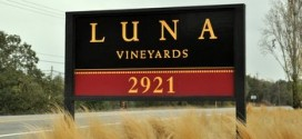 Luna Vineyards, Napa, California