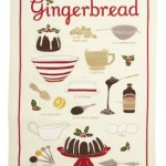 Gingerbread Kitchen Towel