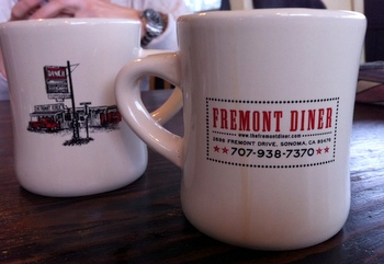 Fremont Diner Coffee Mugs