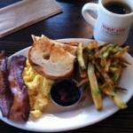 Fremont Diner Breakfast