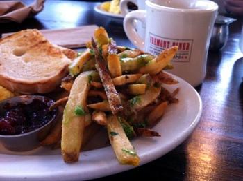 Fremont Diner Fries