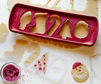 Holiday Rocker Cookie Cutters