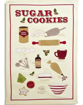 Sugar Cookie Towel