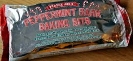 Trader Joe's Peppermint Bark Baking Bits, reviewed