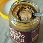 Trader Joe's Crunchy Speculoos Cookie Butter, up close