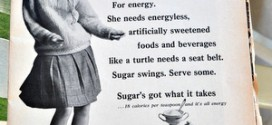 Sugar's Got What It Takes, a vintage ad