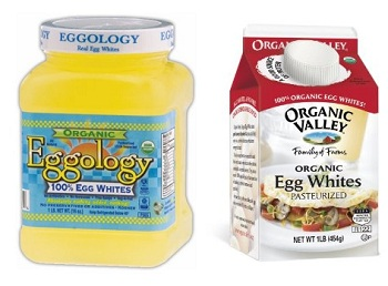 Cook's Country rates Processed Egg Whites