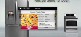 LG Showcases Smart Oven, Refrigerator at CES
