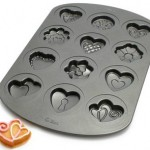 Wilton Valentine's Day Cookie Pan