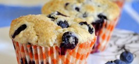 Bountiful Blueberry Muffins