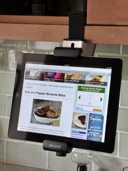 belkin kitchen cabinet tablet mount belkin cabinet tablet mount giveaway closed baking bites 7629