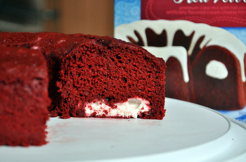 Pillsbury Supreme Collection Red Velvet Cake