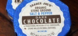 Trader Joe's Organic Stone Ground Salt and Pepper Dark Chocolate, reviewed
