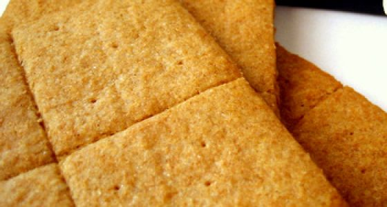 What are graham crackers?