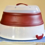 Progressive Int'l Collapsible Cake Carrier