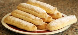 What are ladyfingers?