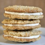 Lemon Oatmeal Cream Pies