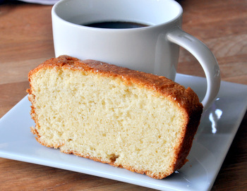 Everyday Vanilla Cake