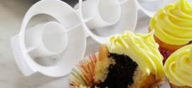 Wilton Two-Tone Cupcake Inserts