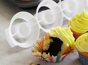 Wilton Two Tone Cupcake