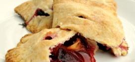 Plum Hand Pies
