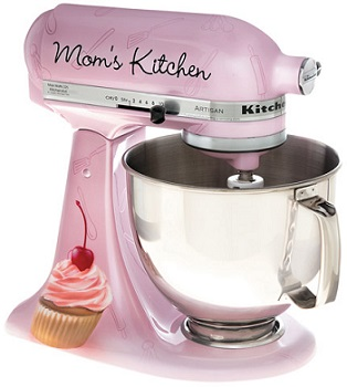 "Custom ""Mom's Kitchen"" Mixer"