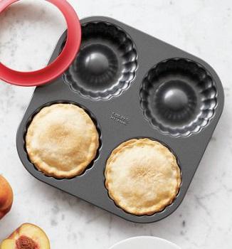 Pie Bowl Pan Baking Bites