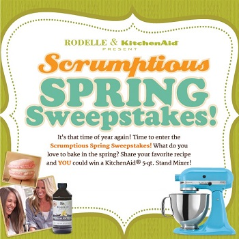 Rodelle Spring Sweepstakes