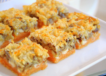 Orangesicle Bars