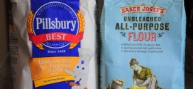 What is unbleached flour?