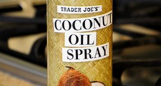 Trader Joe's Coconut Oil Spray, reviewed